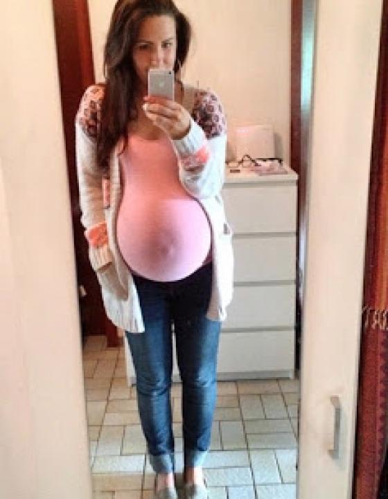 Meine zweite Schwangerschaft mit 22