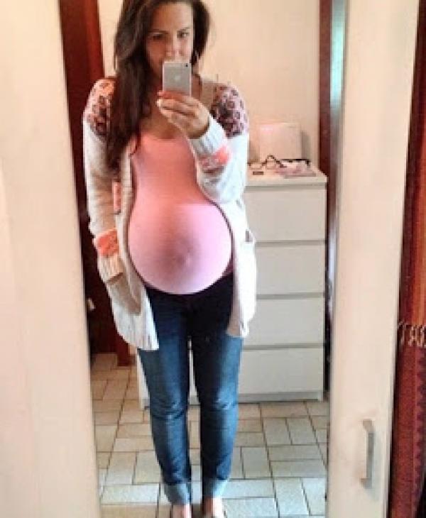 Meine schwester ist schwanger von mir
