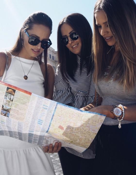 Mädelsurlaub in Rom