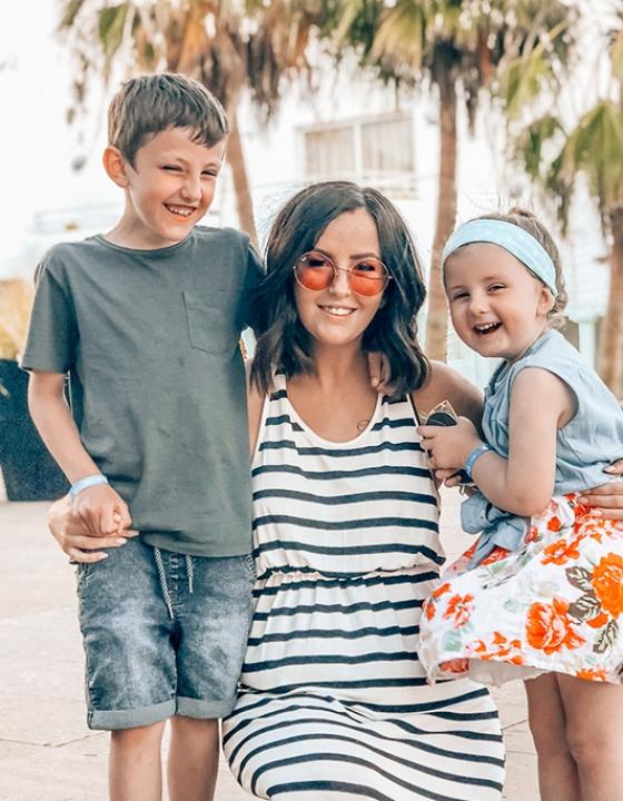 Unser erster Urlaub zu fünft – auf Fuerteventura