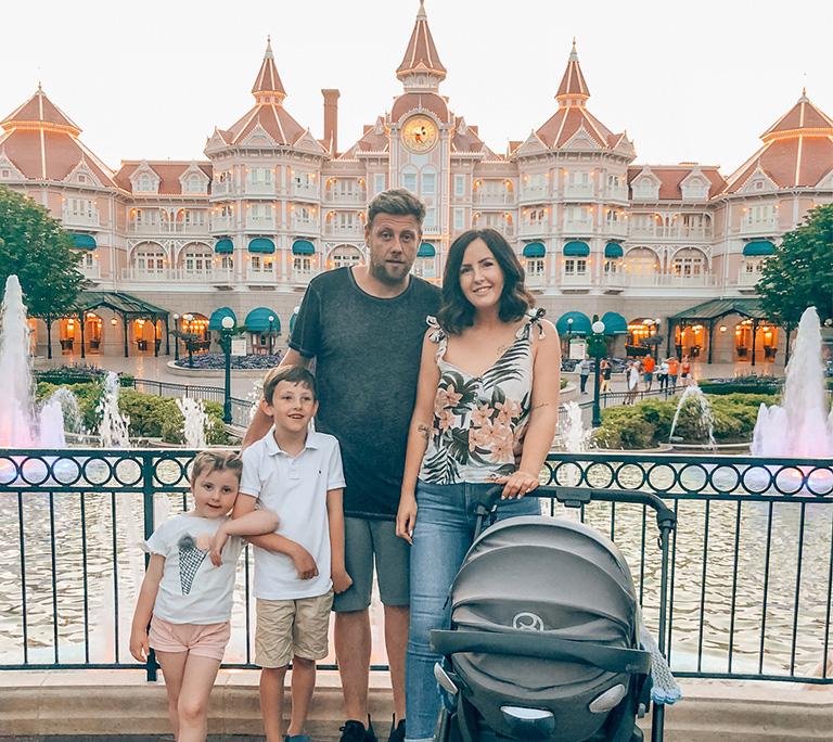 Disneyland Paris Diekim