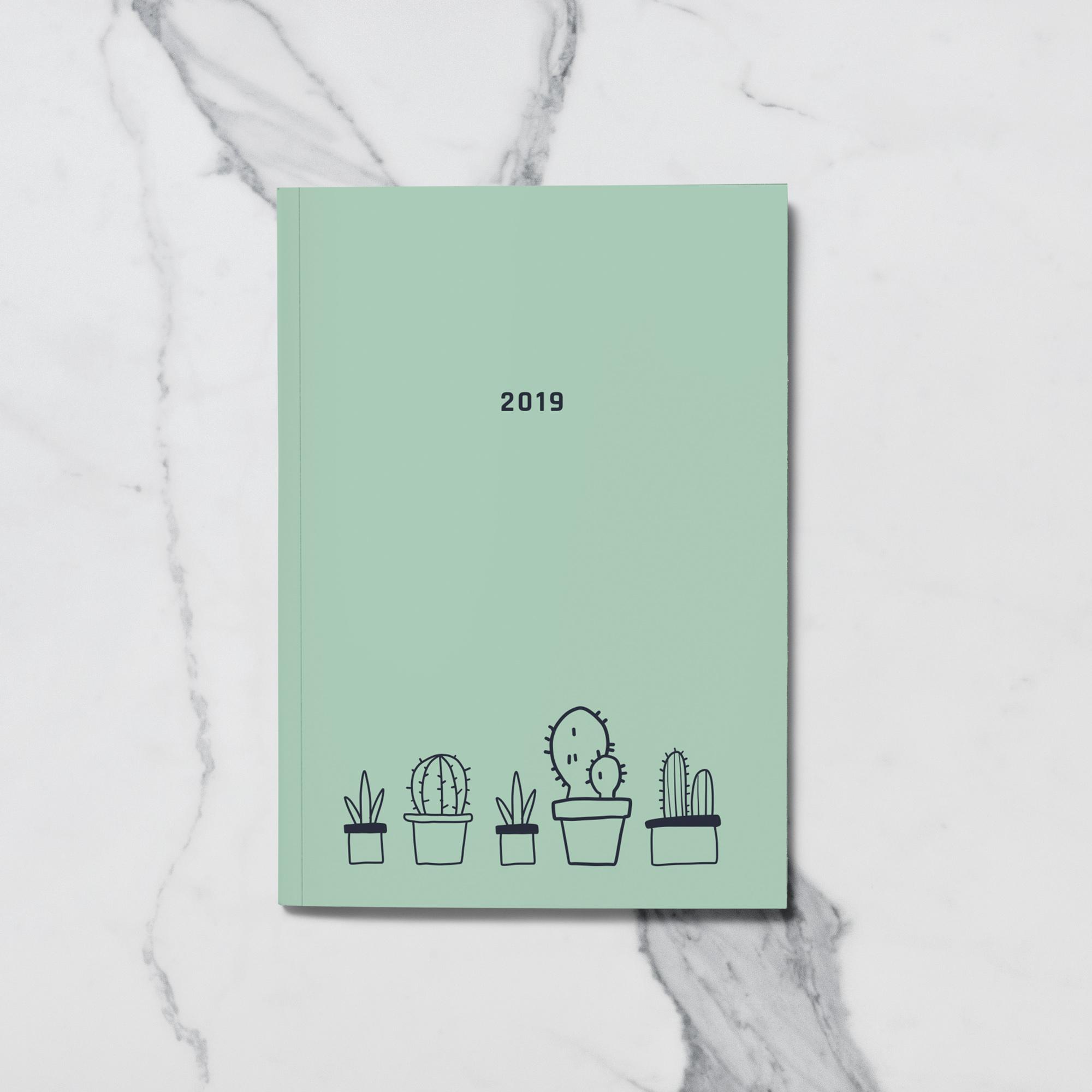 Die.Kim Organizer 2019